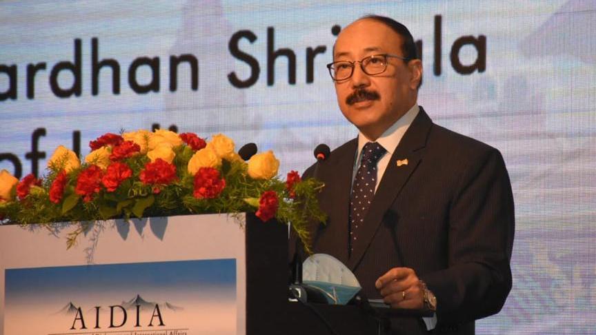 राष्ट्रिय सपना पूरा गर्न नेपाल–भारतबीच सशक्त सहकार्यमुखी सम्बन्ध आवश्यक : विदेश सचिव श्रृंगला