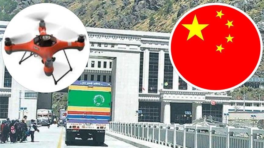 नेपाली भुमिमा ड्रोन उडाउँछन चीनियाँ लालसेना