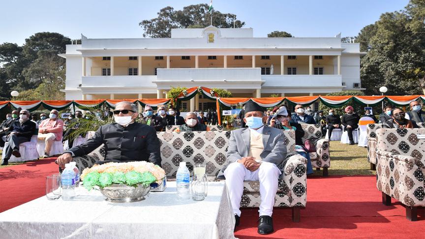 काठमाडौंस्थित दूतावासमा मनाईयो भारतको ७२ औं गणतन्त्र दिवस