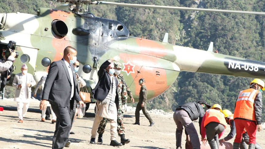 राष्ट्रपति भण्डारी र प्रधानमन्त्री ओलीलाई सुरक्षा थ्रेट, कहाँवाट ?
