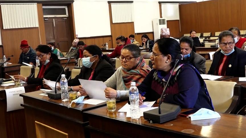 महिलामाथि हुने अपराध नियन्त्रणका लागि दोषीलाई कडा सजायः सरोकारवाला