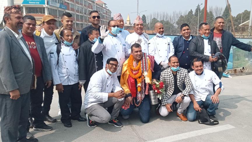 'बिबिसी सो'का चर्चित मास्टर सेफ साह भन्छन्–नेपाली खाना विश्वभर पस्किँदैछु