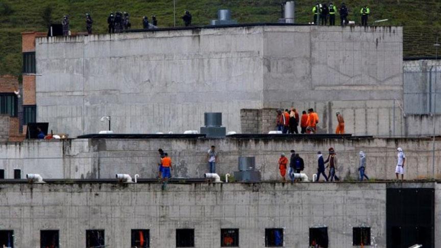 इक्वेडरमा जेलमा भएको दङ्गामा कम्तीमा ७५ जनाको मृत्यु