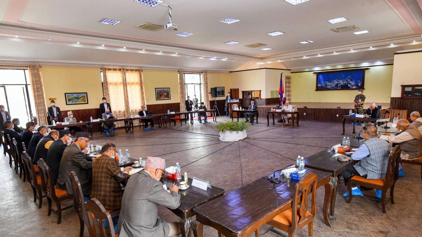 प्रधानमन्त्रीको आक्रोसः एमसीसीलाई सभामुखले संसदमा अड्काए