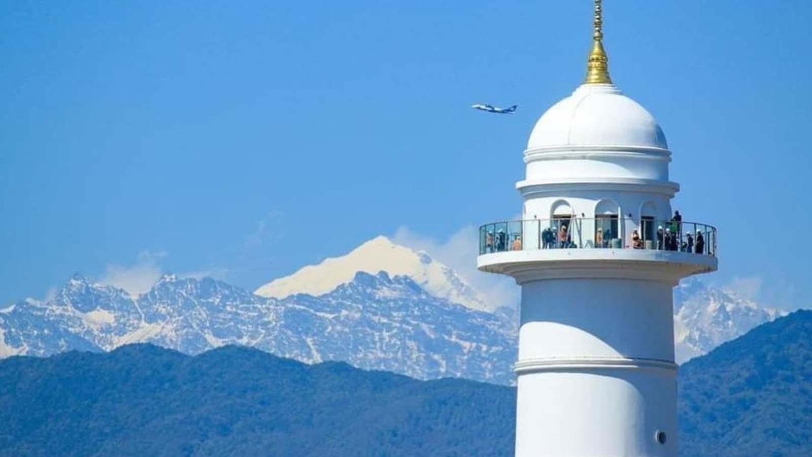 'धरहरा चढ्दा आइफल टावर चढेजस्तै अनुभव भयो'