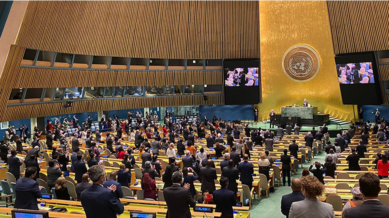 संयुक्त राष्ट्रसंघको महासभामा विश्वका नेताहरूले के भने !