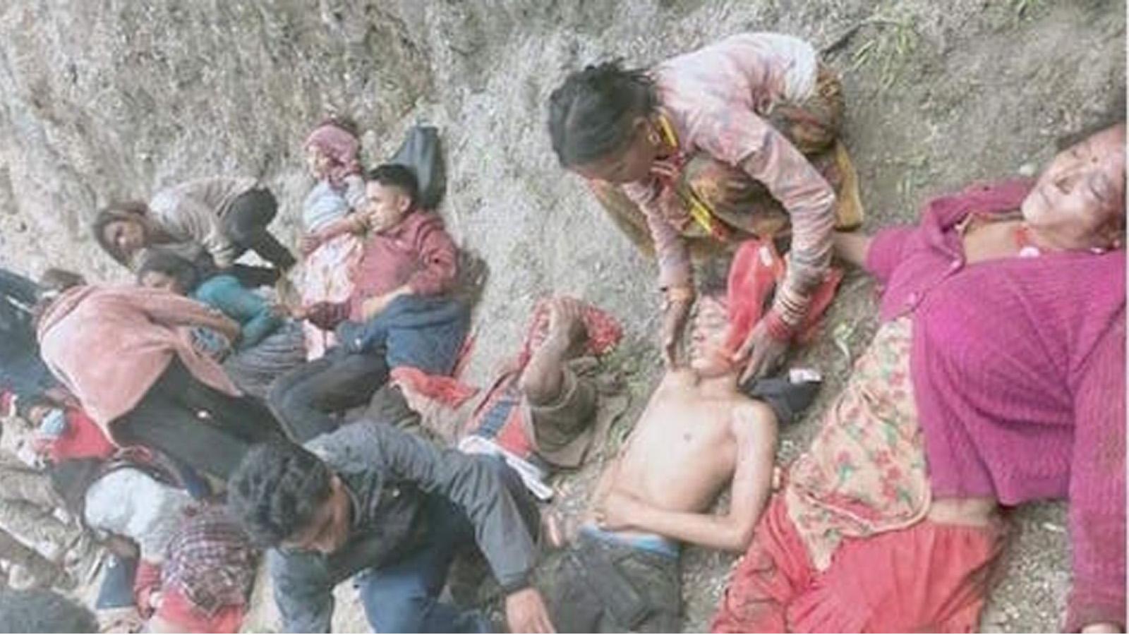 मुगु दुर्घटनामा ज्यान गुमाउनेको संख्या चालकसहित ३२ पुग्यो