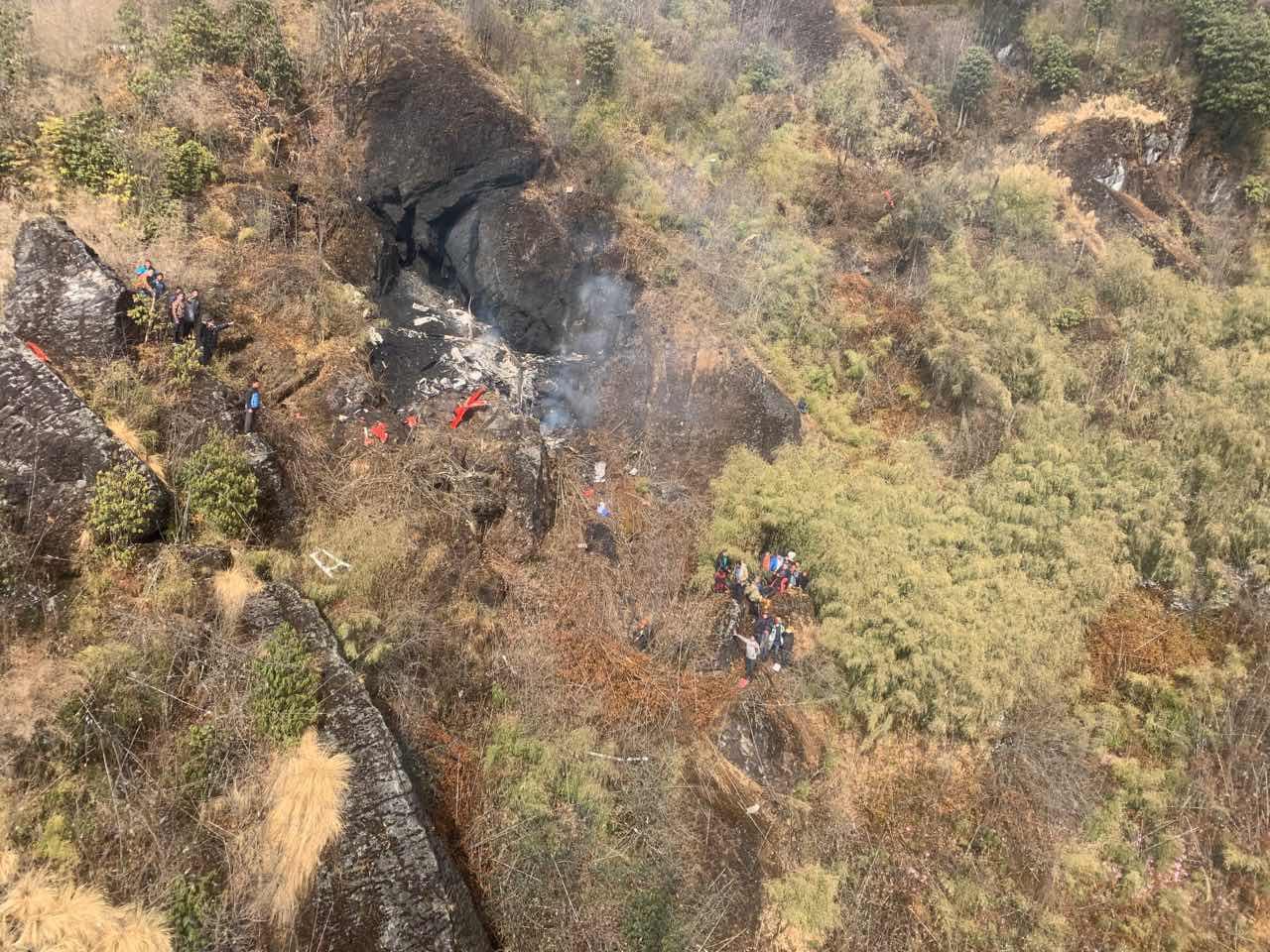हवाई दुर्घटना : नियत कि नियति ?