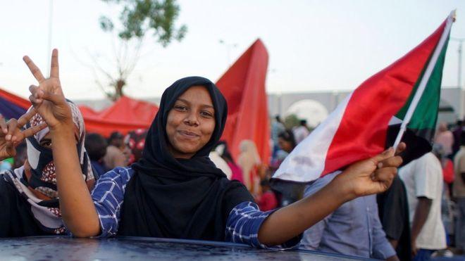 सुडान सङ्कट: पूर्ववर्ती सरकारका सदस्यहरू गिरफ्तार