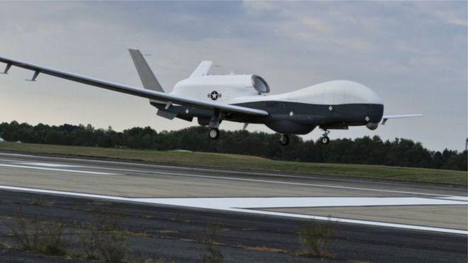 अमेरिका–इरान द्वन्द्व अझै चर्किने, इरानले अमेरिकी ड्रोन खसालेको पुष्टि