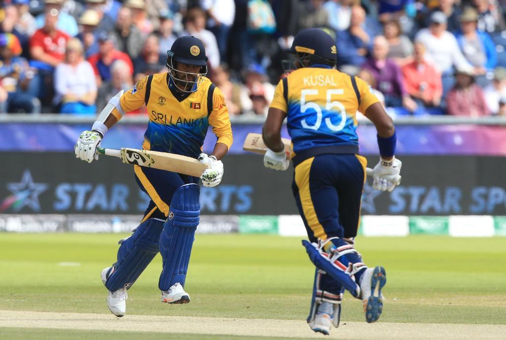 वेष्टइण्डिजविरुद्ध श्रीलंकाको विष्फोटक सुरुवात
