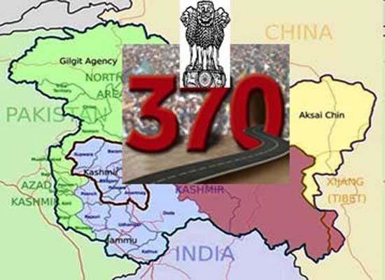 धारा ३७० को खारेजीको पहिलो वर्षको खुसीयालीमा काश्मीरमा उत्सव