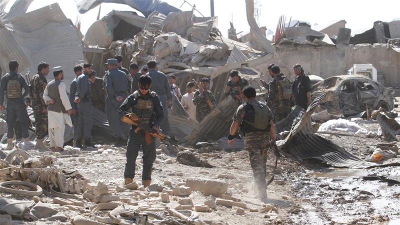 अफगानिस्तान विष्फोटमा मृत्यु हुनेहरुमध्ये दुई नेपाली
