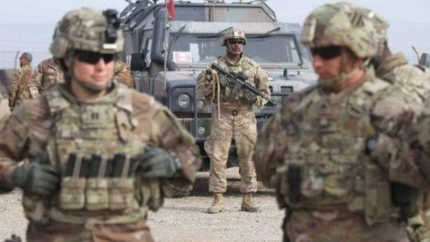 अमेरिकाले अफगानिस्तानबाट ५ हजार ४ सय सेना फिर्ता लैजाने