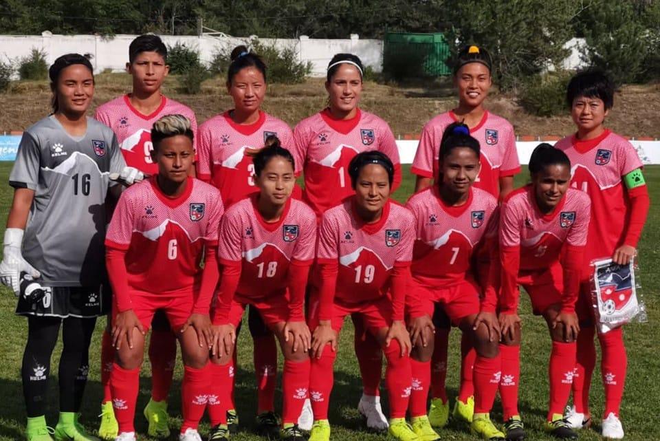 नेपाली चेलीको करामत, ताजकिस्तानलाई हराउँदै फाइनलमा