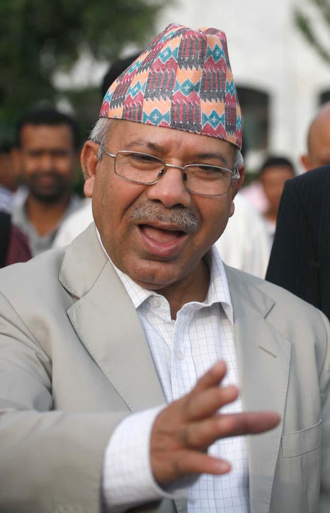 सभामुखको रुलिङ नमानेर प्रतिपक्षीले गलत संसदीय नजिर बसाल्न खोज्यो :नेपाल
