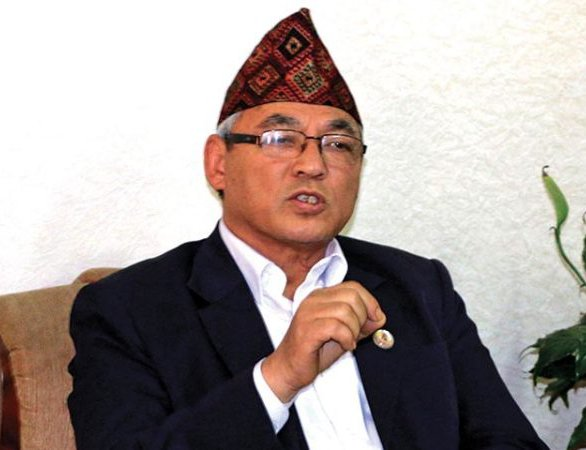 निर्मला पन्त हत्या प्रकरणमा राजनीतिकरण बढी भयो :गृहमन्त्री थापा