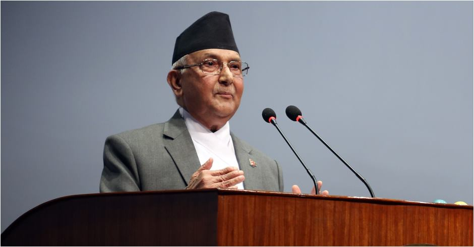 व्यवस्था विरोधी गतिविधि बढे सरकार चुप बस्दैन :प्रधानमन्त्री