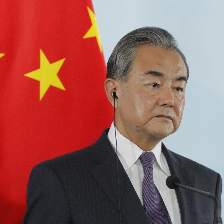 चीनिया विदेशमन्त्री काठमाडौँमा, भोलि महत्वपूर्ण भेटवार्ता हुने