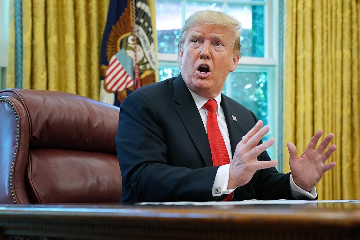 अमेरिकी राष्ट्रपति ट्रम्पले तोडे विश्व स्वास्थ्य संगठनसँगको सम्बन्ध