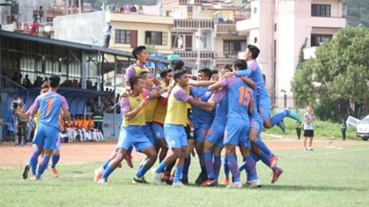 यू–१८ साफ च्याम्पियनसिप :भारत उपाधि विजेता
