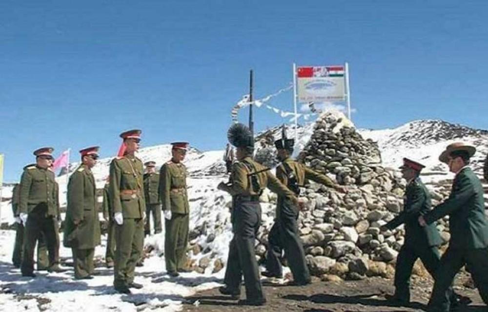 भारत र चीनका सेनाबीच सिमा क्षेत्रमा झडप