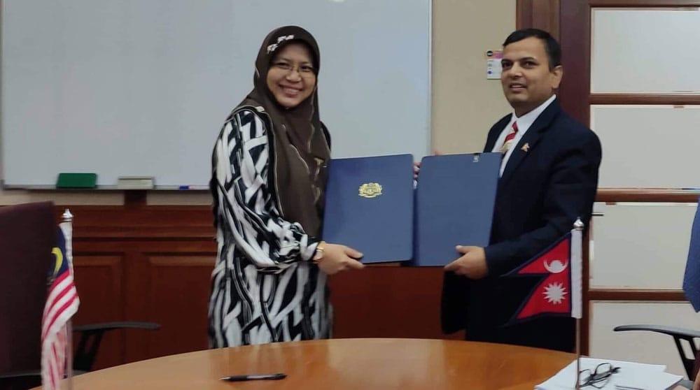तीन दिनको बैठकपछि मलेशिया नेपाली कामदार लैजान सहमत