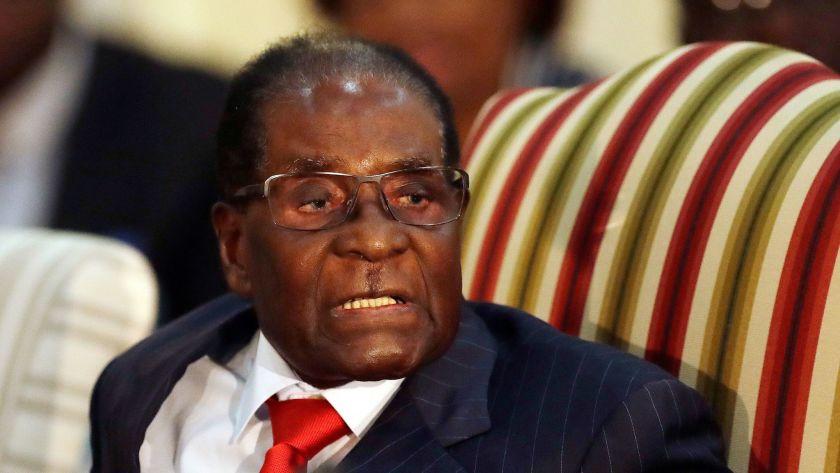जिम्बाबेका भूतपूर्व राष्ट्रपति मुगावेको निधन
