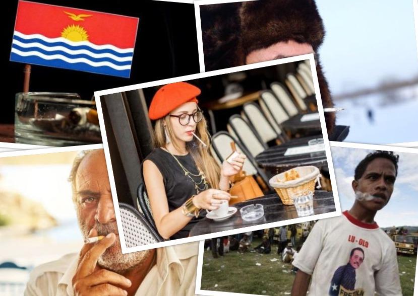 धूम्रपान बढी गरिने यी हुन पाँच देश