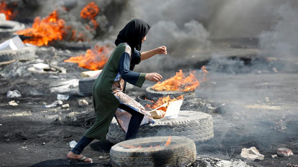इराकमा सरकारविरोधी प्रदर्शन चर्कियो, ६० जनाको मृत्यु