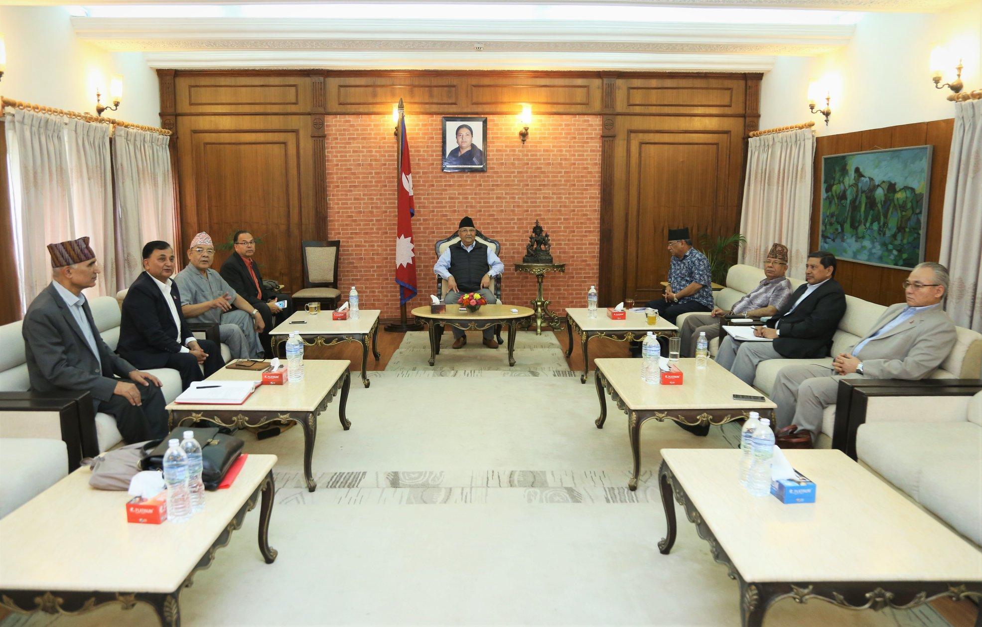 सभामुख महरालाई सांसद पदसमेत नरहनेगरी राजीनामा दिन सचिवालयको निर्देशन