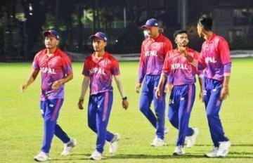 टी–२० मा नेपालको विजयी सुरुवात, हङकङ ४ विकेटले पराजित