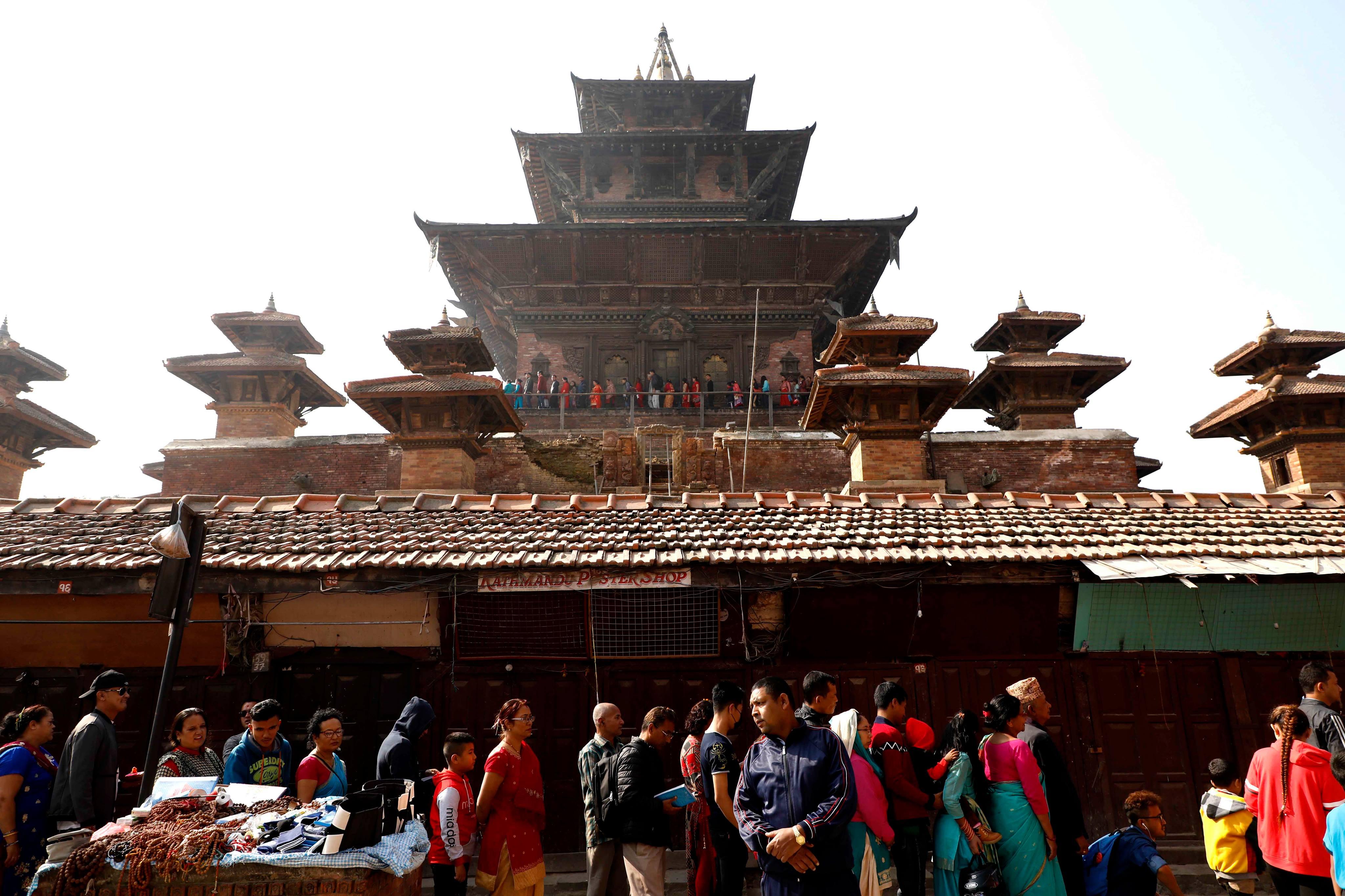 तलेजु भवानीको मन्दिर आज खुल्ने
