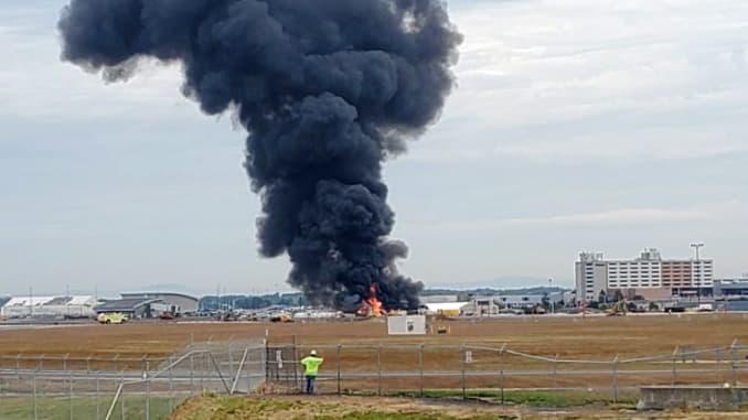 अमेरीकामा विमान दुर्घटना, ७ जनाको मृत्यु