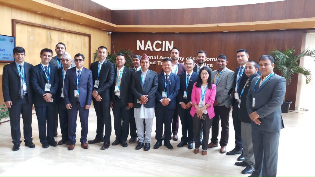 'सम्पत्ति शुद्धिकरण तथा आतंकवादी क्रियाकलापमा वित्तीय लगानी निवारण'सम्बन्धी प्रशिक्षण भारतमा सुरु
