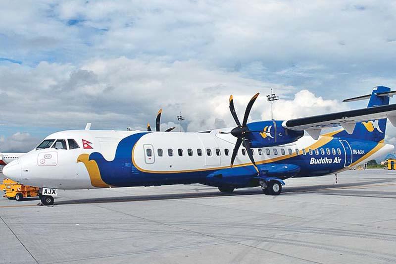 बुद्ध एयरले प्रदेश नं १ बाट प्रादेशिक हवाई उडान भर्ने