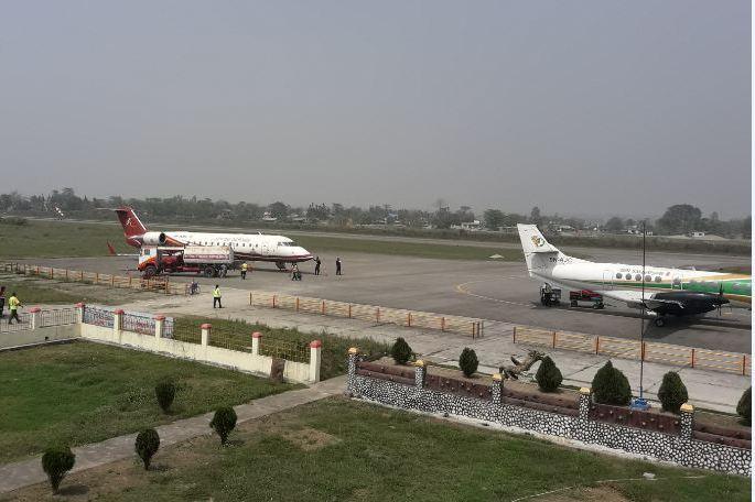 झापाको चन्द्रगढी विमानस्थल १० दिनका लागि बन्द