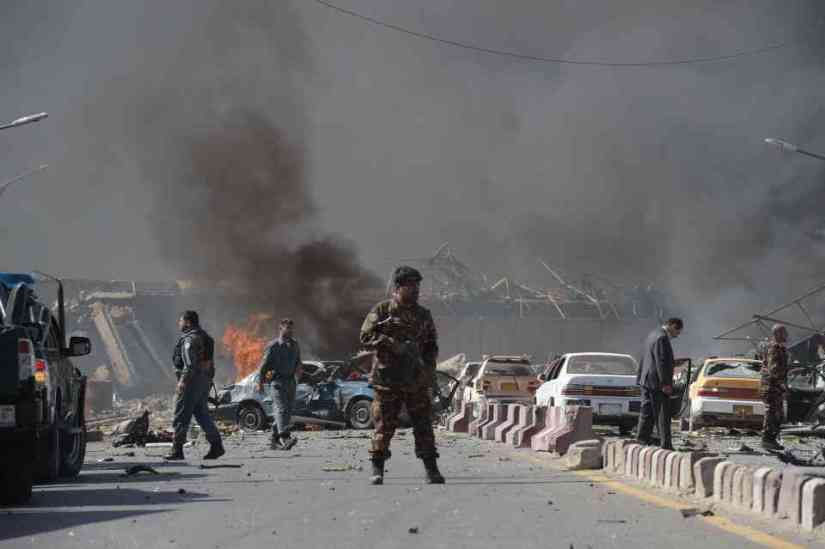 तालिबानी आक्रमणमा जिल्ला प्रहरी प्रमुख मारिए