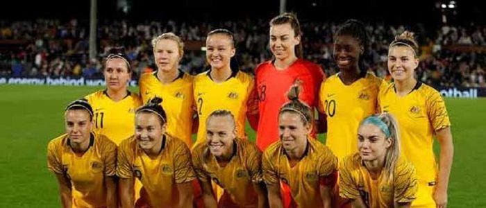 अस्ट्रेलियामा महिला फुटबल खेलाडीलाई पुरुष सरह पारिश्रमिक