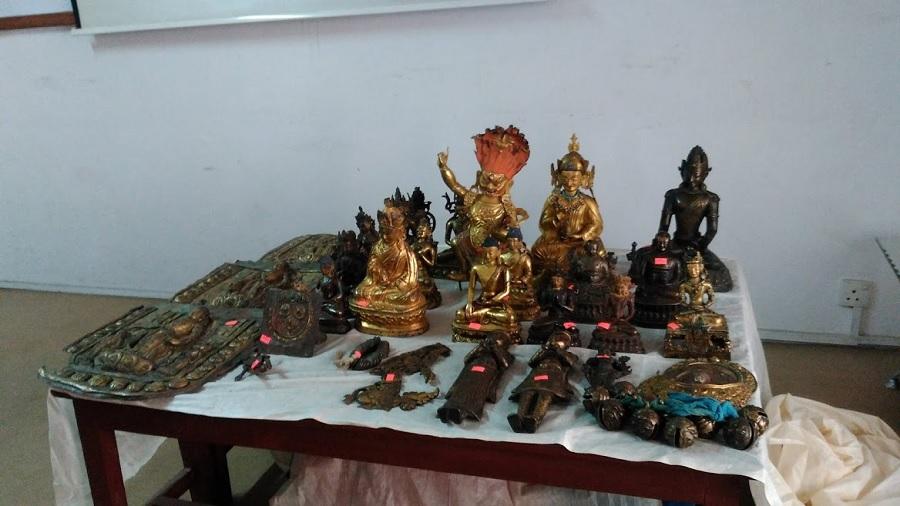 डोल्पामा भगवानका मूर्ति जोगाउनै कठिन, जनप्रतिनिधि नै चोरीमा