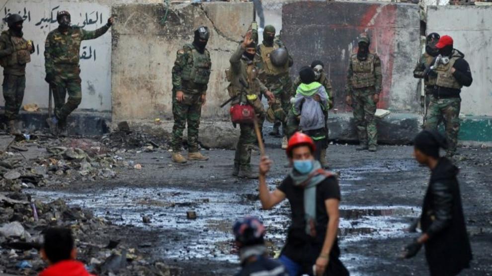 सरकारविरोधी प्रदर्शनमा उत्रिएकामाथि गोली प्रहार, ७ जनाको मृत्यु