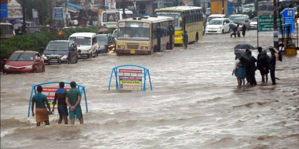 भारतको तमिलनाडुमा बाढीका कारण १७ को मृत्यु