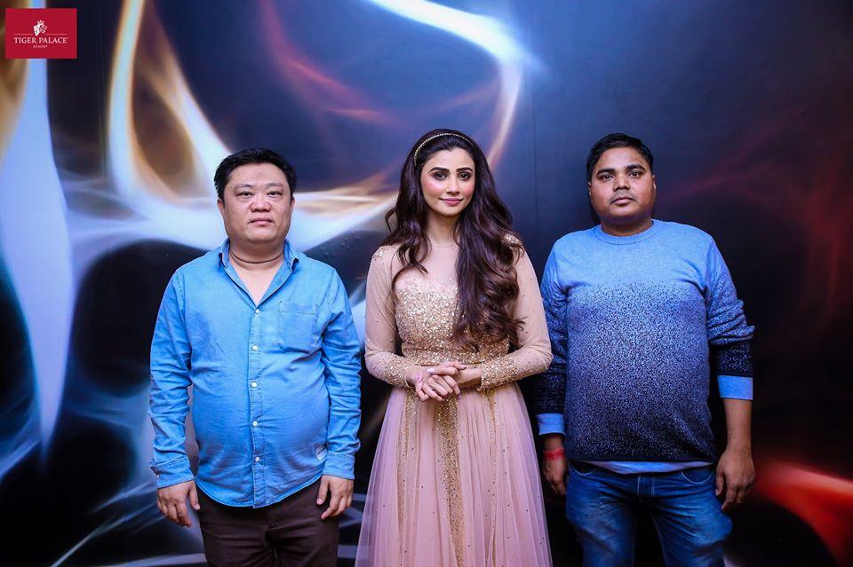 'रेस–३' कि अभिनेत्री डेजी शाह नेपालमा