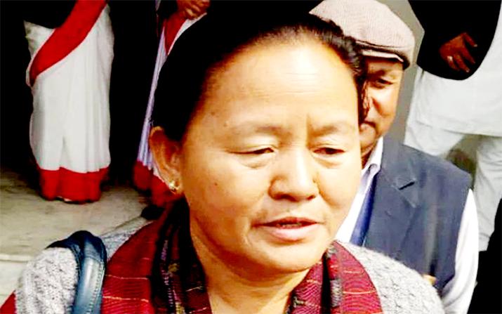'शिवमायालाई सभामुख स्वीकार गर्न सकिँदैन'