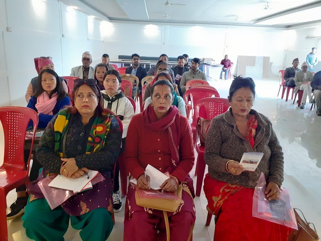 लुम्बिनी जनरलको लघुबीमा सम्बन्धी प्रशिक्षण कार्यक्रम सम्पन्न