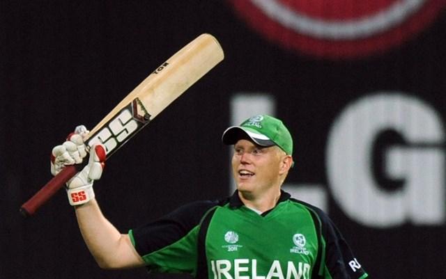 इपीएलः आयरल्याण्डका क्रिकेटर केभिन काठमाडौंमा अनुबन्ध
