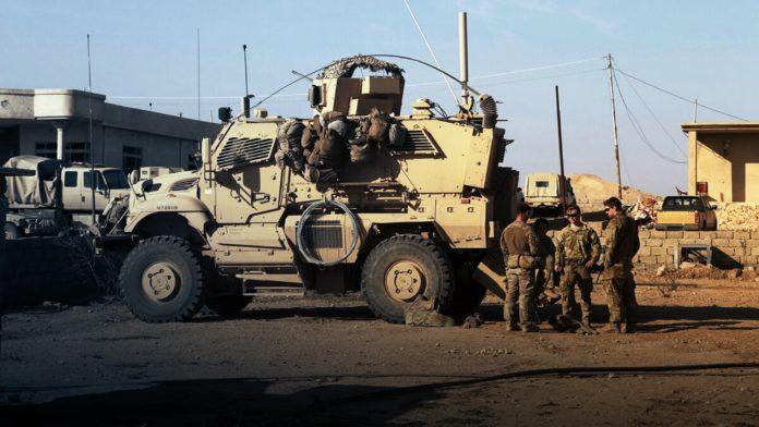 इराकमा अमेरीकी सेनाको शिविरमा फेरि रकेट आक्रमण