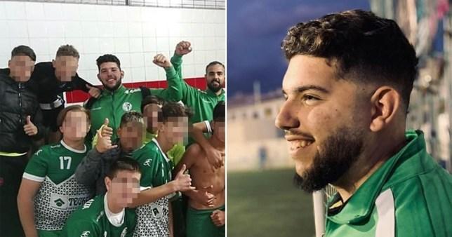 कोरोना संक्रमणबाट फुटबल प्रशिक्षकको मृत्यु