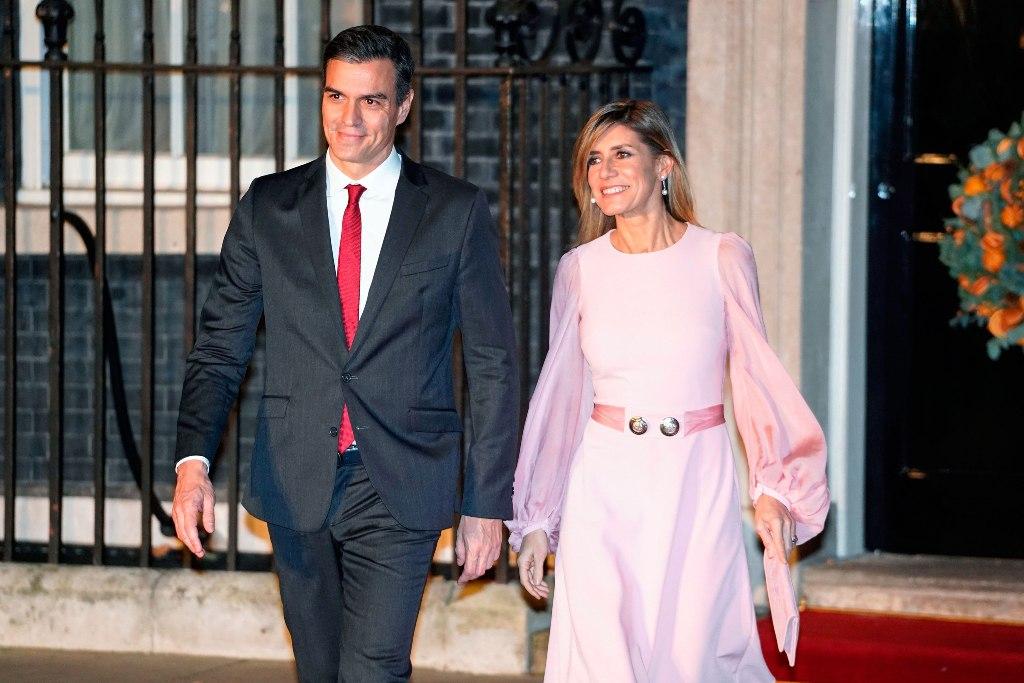 स्पेनका प्रधानमन्त्रीकी श्रीमतीलाई कोरोनाको संक्रमण