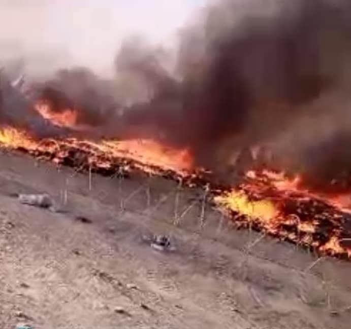 अफगानिस्तानकाे चमन प्रान्तमा अफगानी र पाकिस्तानी सेनाका बीच भिडन्त